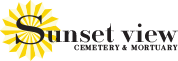 Sunset View Mortuary Logo